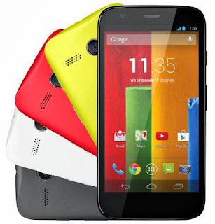 Harga Spesifikasi Motorola Moto G Dual SIM