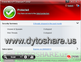 Untitled 2 Trend Micro™ Titanium™ Antivirus Plus 2012