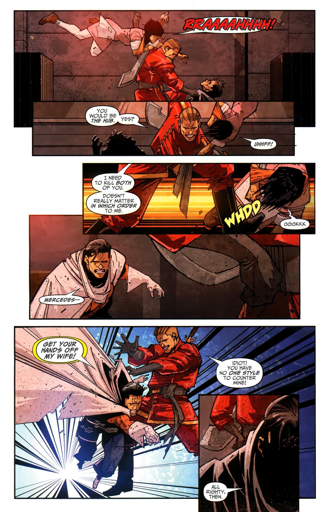 Read online Taskmaster (2010) comic -  Issue #4 - 17