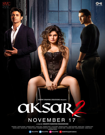 Aksar 2 (2017) Hindi 480p HDTV 300MB
