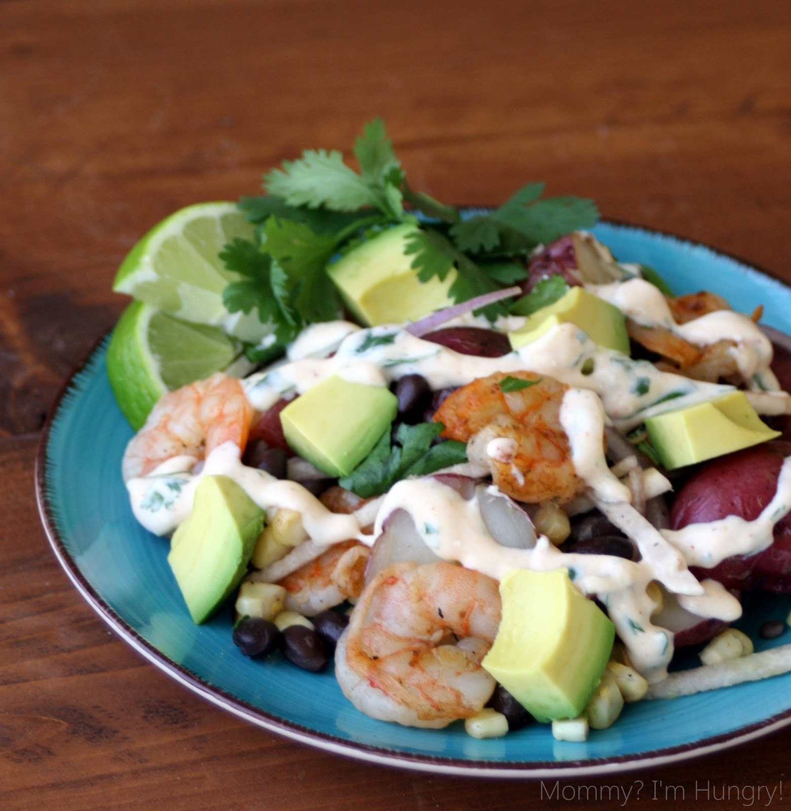 ... Product Reviews & Giveaways: Grilled Shrimp and Potato Salad with
