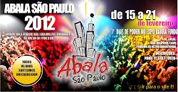 """""""Abala São Paulo 2012-Um dos Maiores Eventos Cristão da América Látina""""."""