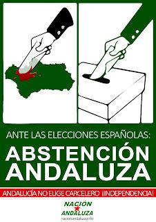 Declaración de la Comisión Nacional de Nación Andaluza