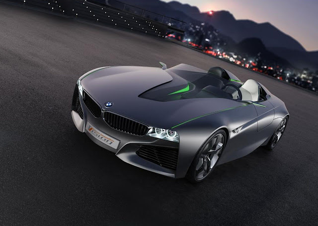 BMW VisionConnectedDrive Concept Car