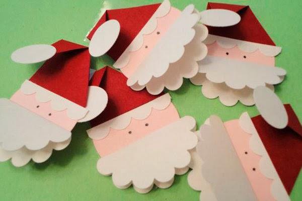 Los Detallitos Dgabi Diy Tarjetas Navidenas Diy Christmas Cards - Tarjetas-navideas-manualidades