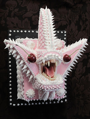 Ferocious Cakes by Scott Hove Seen On www.coolpicturegallery.us
