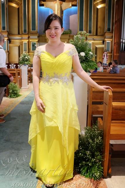 Kris Aquino Yellow\