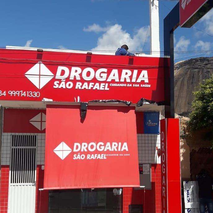 PATU: DROGARIA SÃO RAFAEL