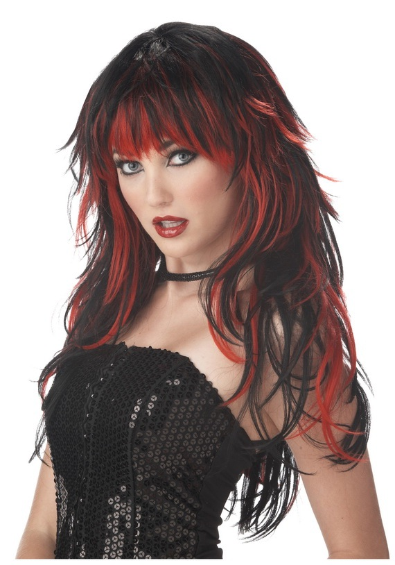 Gothic Hairstyles Women Hairstyle Womens