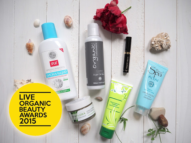 LiveOrganic Beauty Awards