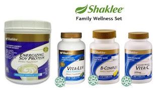family+wellness+set Family Wellness Set Shaklee Untuk Kesihatan Seisi Keluarga