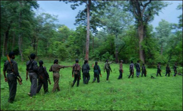 naxalite forest
