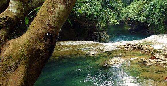 Sungai dan Air Terjun Citumang