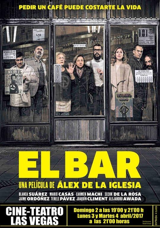 Teatro: El Bar