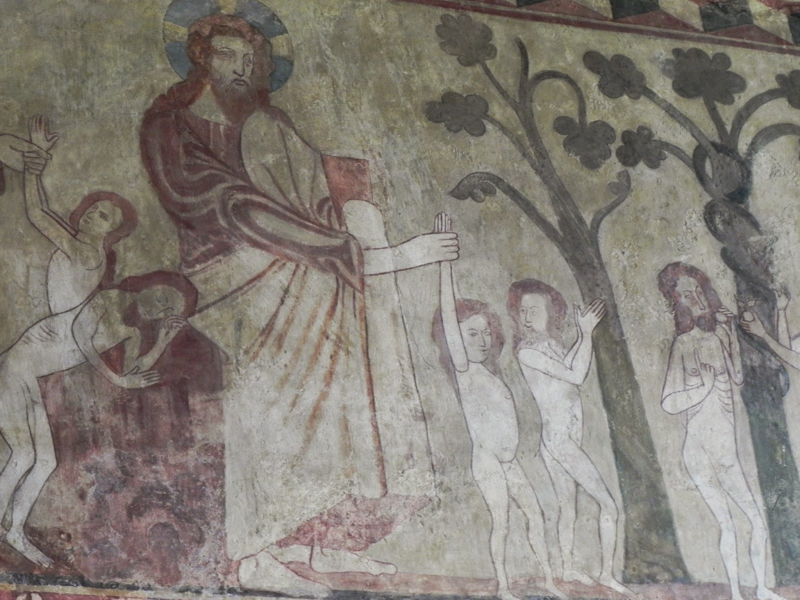 The history girls ghosts on the walls by imogen robertson i have a thing about medieval wall paintings that probably wont come as a great surprise to you i also have a thing about the medieval marginalia as amipublicfo Image collections