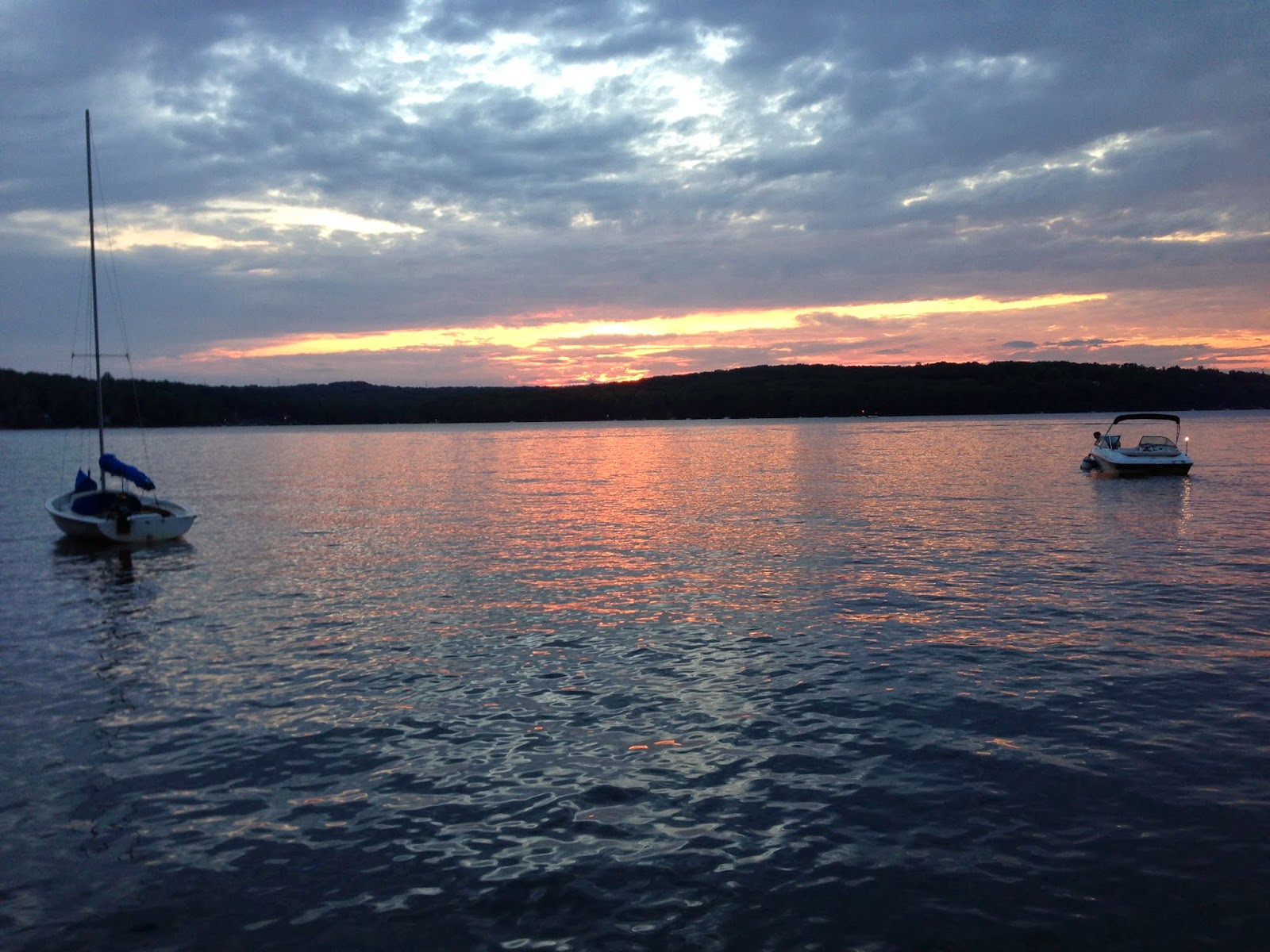 Swoon style and home july 2014 for Lake wallenpaupack fishing