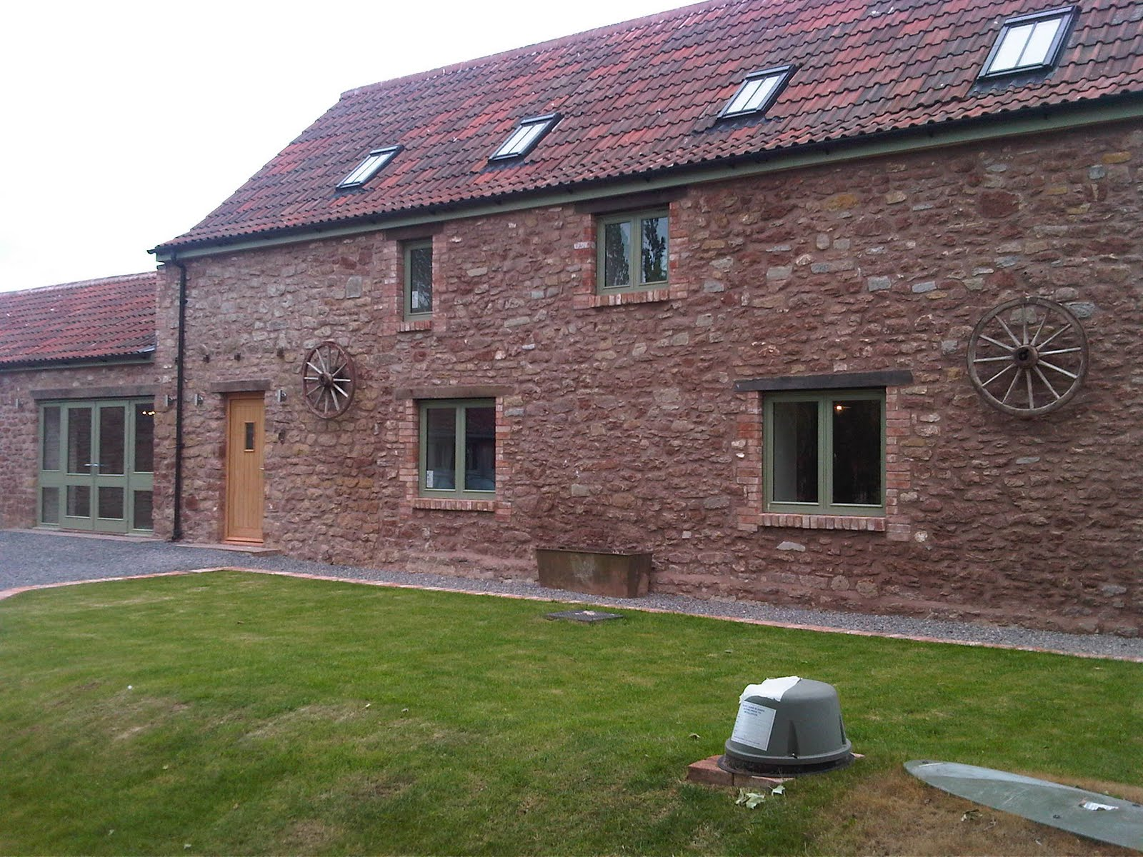 Barn Conversion For Sale Wembdon Somerset