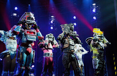 Starlight Express - credit Eric Richmond