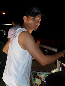 Nielton Moraes, Percussão