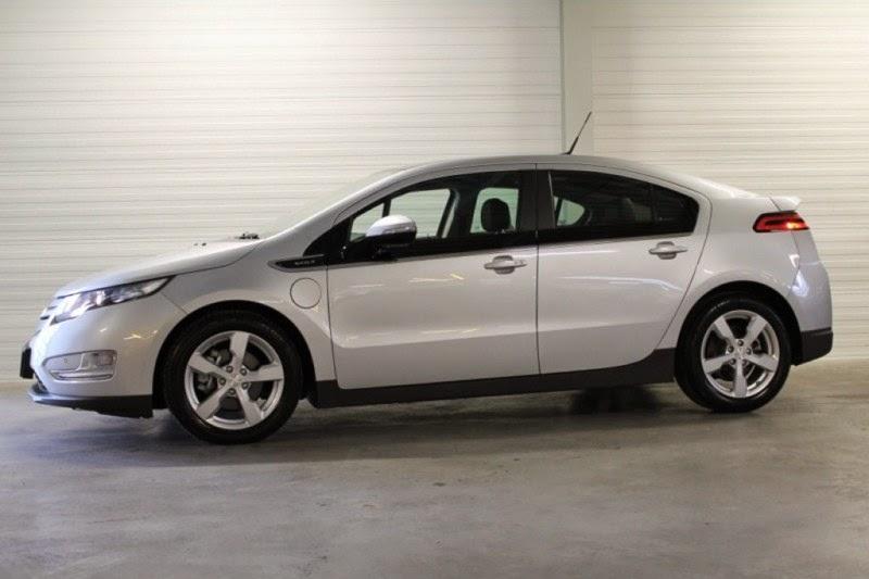 Onze nieuwe auto: een Cheviolet Volt voor elektrisch zoeven