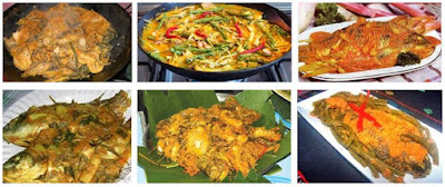 Festival Kuliner Serpong 2015 Sajikan Pesta Kuliner Batak - Foto: Aneka Macam Masakan Ikan Arsik Khas Batak di Google