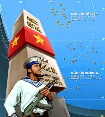 hình ảnh về biển đảo Việt Nam