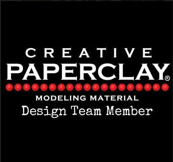 Creative Paperclay© Design Team Member