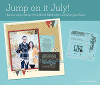 Jump on it July - Click for Flyer