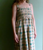 Dress Simple Sundress Pattern