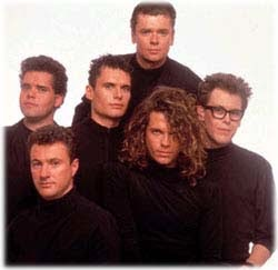 "INXS (pronounced ""in excess"", in-ex-ESS) is an Australian rock band, formed as The Farriss Brothers in 1977 in Sydney, New South Wales. http://www.jinglejanglejungle.net/2015/01/inxs.html #INXS"