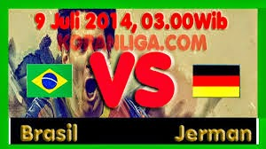 Perkiraan Skor Empat Besar FIFA World Cup 2014 : Brasil vs Jerman