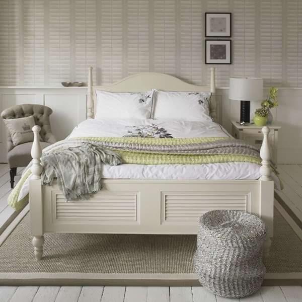 Inspiration shabby come arredare la casa in stile shabby chic - Camera da letto shabby chic ...