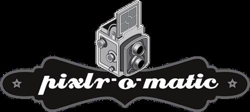 Pixlr-O-Matic Logo