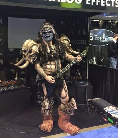 NAMM 2015 Attendee image
