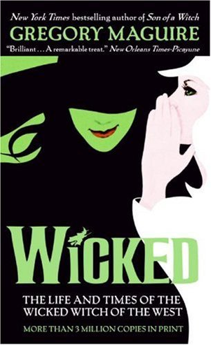 an analysis of wicked a book by gregory maguire Summary and reviews of son of a witch by gregory maguire, plus links to a book excerpt from son of a witch and author biography of gregory maguire.