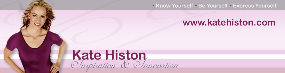 Kate Histon - Inspiration and Innovation