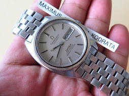 OMEGA CONSTELLATION SILVER DIAL PART G - AUTOMATIC 1001