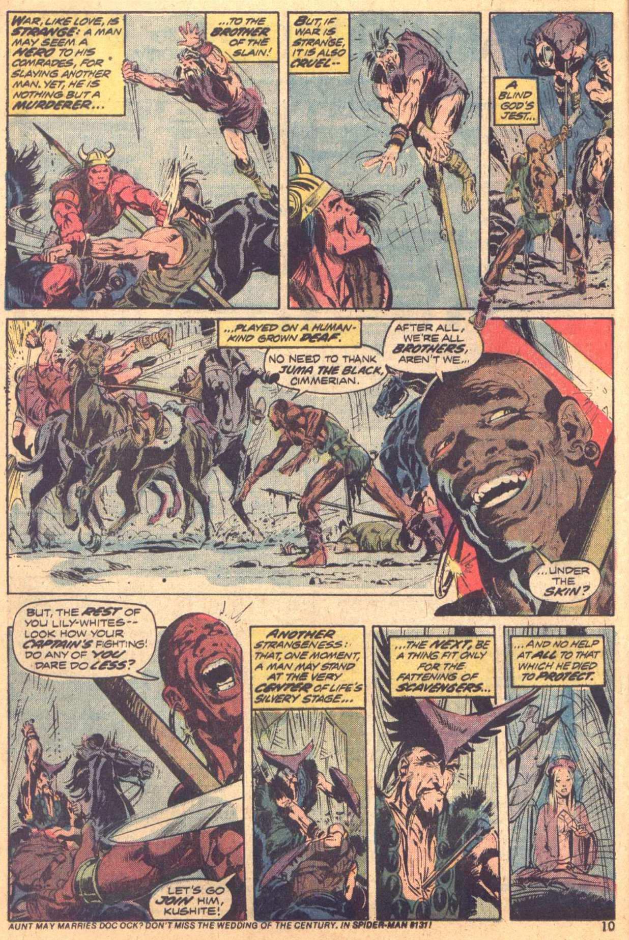 Conan the Barbarian (1970) Issue #37 #49 - English 7