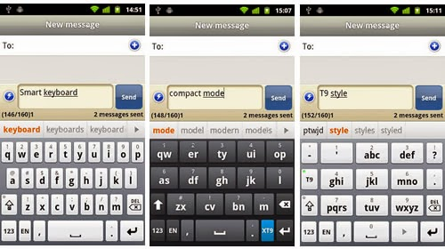Smart Keyboard Android