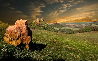 Beautiful Nature Land Peisaje HD Wallpaper