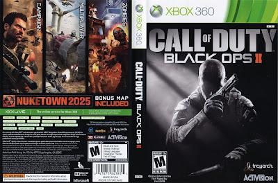 Call of Duty Black Ops II Xbox360
