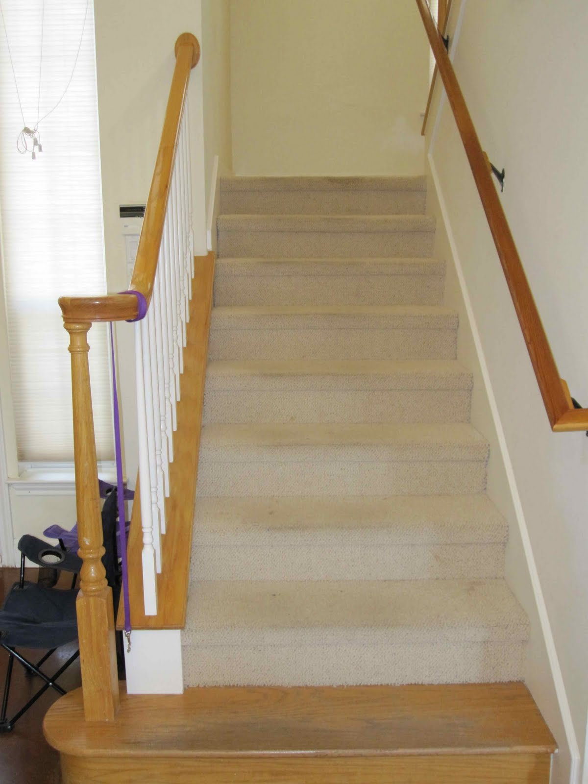 Carpet Options For Stairs How To Carpet Stairs Casual Cottage