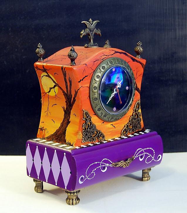 Spooky Little Clock