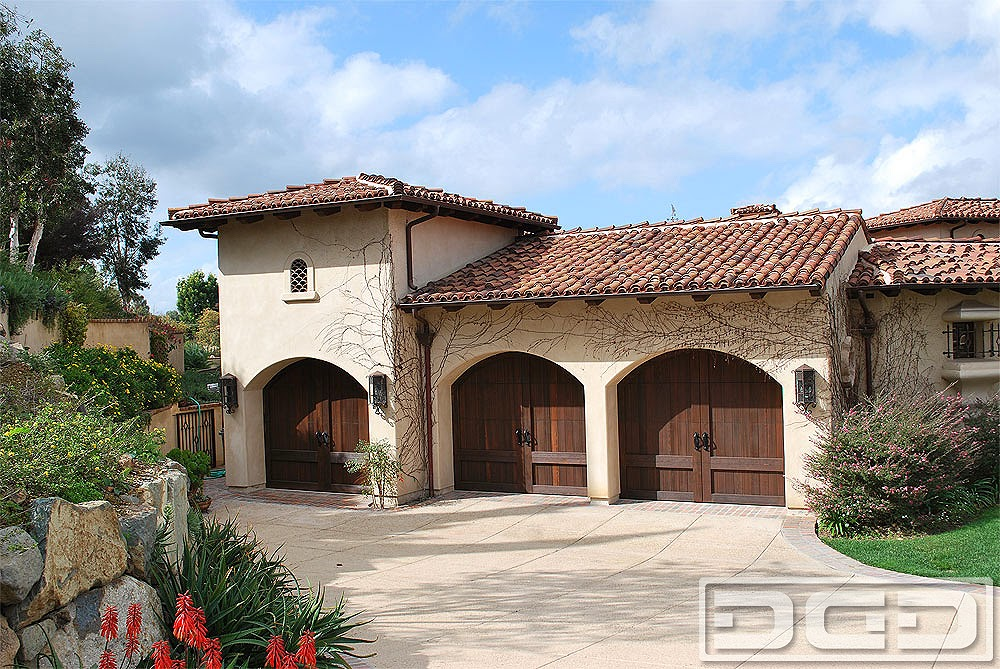 Garage Doors 855 343 3667 Los Angeles CA Custom Wood Garage Door