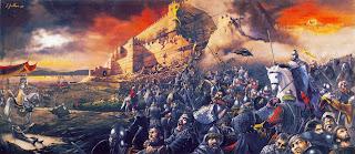 "Nέα ξεφτίλα της ΝΔ: ""Την 29η Μαΐου εορτάζουμε την είσοδό μας στην ΕΟΚ"" - Η απάντηση της Χρυσής Αυγής"