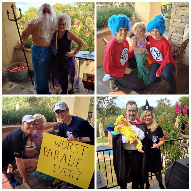 The Holland House: Halloween Costumes