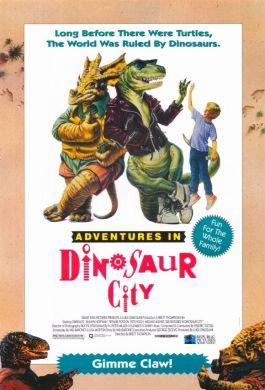 The forgotten city movie