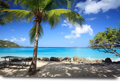 Caribbean Islands - Places to visit in Summer