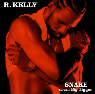 R. Kelly Feat. Big Tigger - Snake-(Promo_CDS)-2003