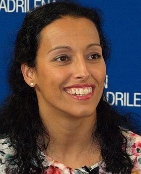 Teresa Perales paralímpica
